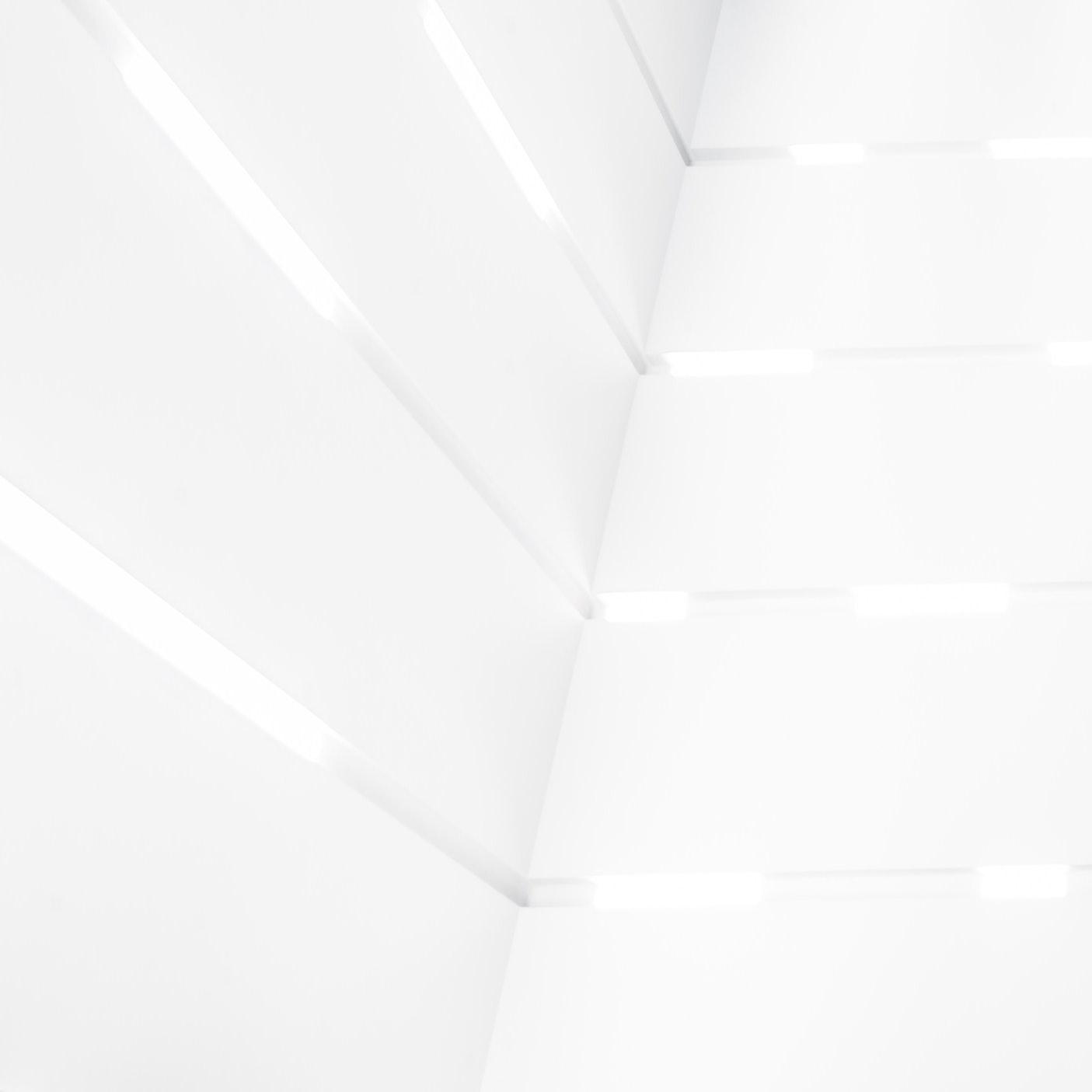 white room where you can overcome symptoms of depression